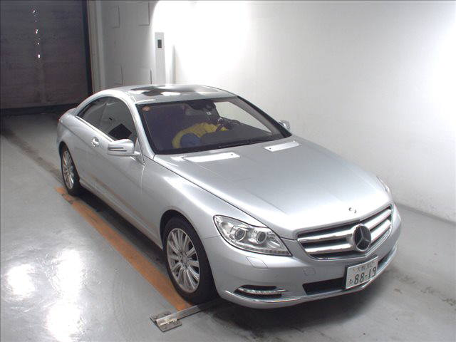 Import and buy MERCEDES BENZ CL CLASS 2014 from Japan to Nairobi, Kenya