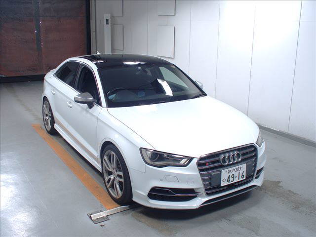 Import and buy AUDI S3 2014 from Japan to Nairobi, Kenya