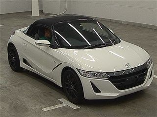 Buy Import Honda S660 2015 To Kenya From Japan Auction