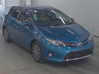 Buy Import Toyota Auris 2012 To Kenya From Japan Auction