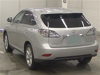 Buy Import Lexus Rx 2011 To Kenya From Japan Auction