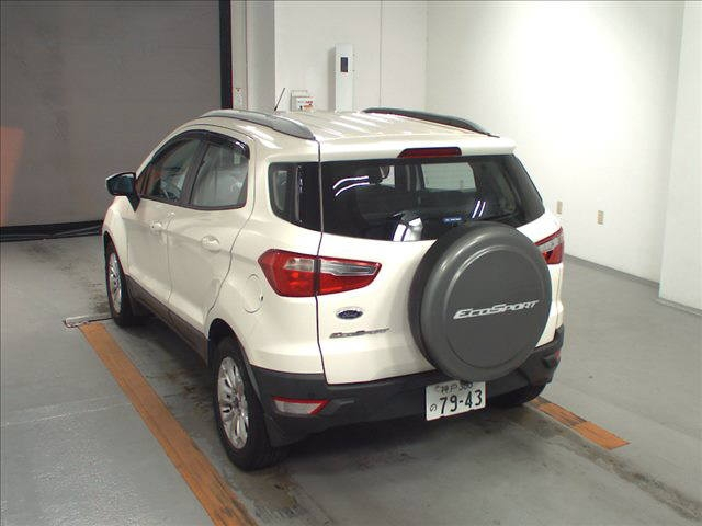 Import and buy FORD ECOSPORT 2015 from Japan to Nairobi, Kenya