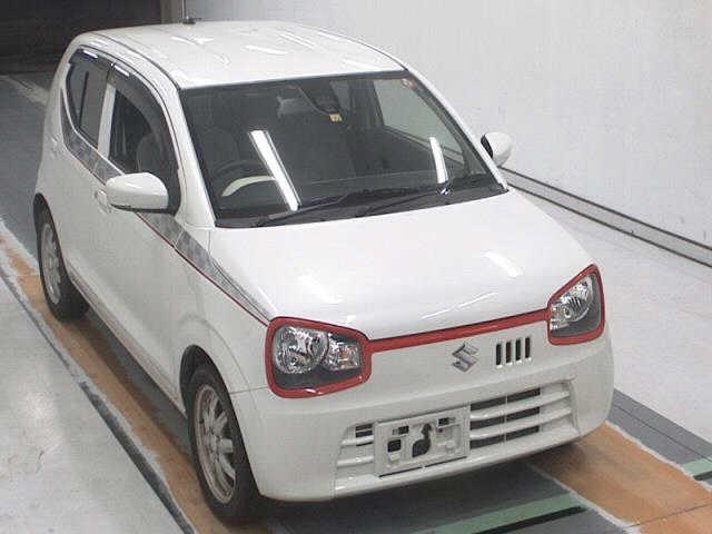 Import and buy SUZUKI ALTO 2014 from Japan to Nairobi, Kenya
