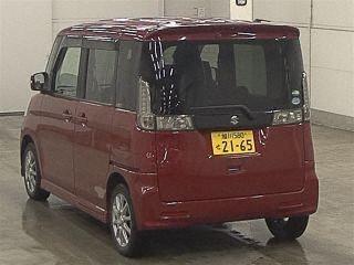 Import and buy SUZUKI SPACIA CUSTOM 2015 from Japan to Nairobi, Kenya