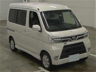Import and buy DAIHATSU ATRAI WAGON 2018 from Japan to Nairobi, Kenya