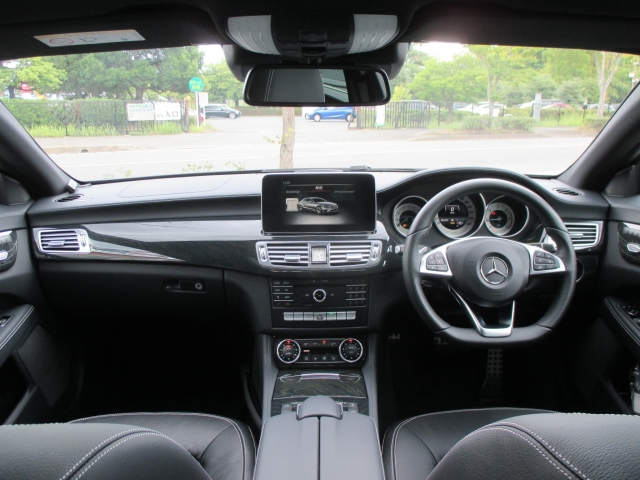 Import and buy MERCEDES BENZ CLS CLASS 2017 from Japan to Nairobi, Kenya