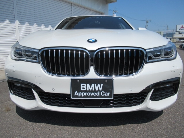 Import and buy BMW 7 SERIES 2016 from Japan to Nairobi, Kenya