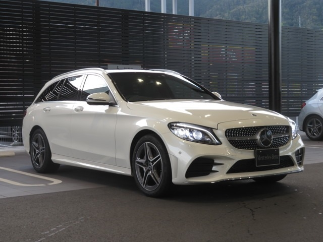 Import and buy MERCEDES BENZ C CLASS WAGON 2019 from Japan to Nairobi, Kenya