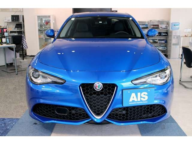 Import and buy ALFAROMEO GIULIA 2019 from Japan to Nairobi, Kenya