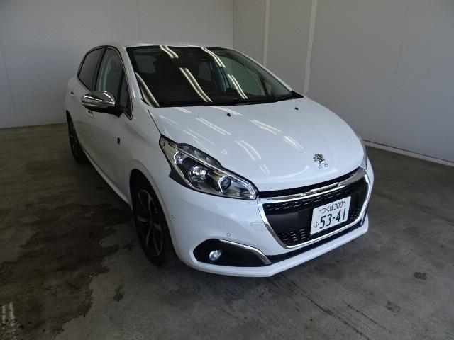 Import and buy PEUGEOT 208 2018 from Japan to Nairobi, Kenya
