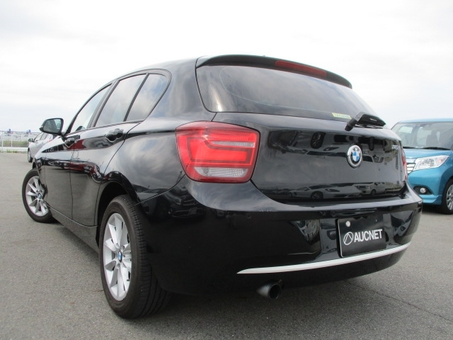 Import and buy BMW 1 SERIES 2014 from Japan to Nairobi, Kenya