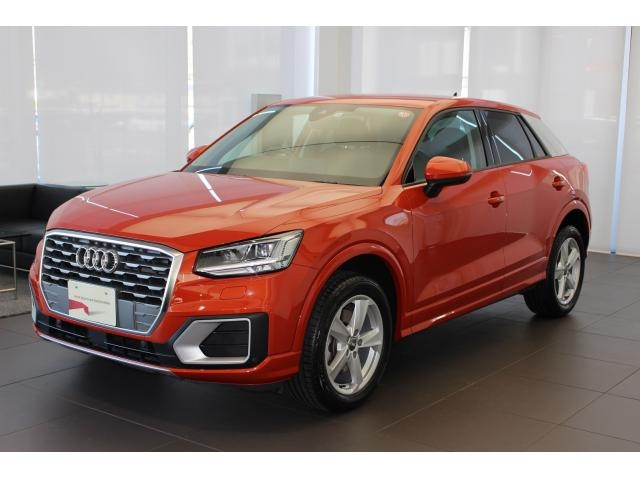 Import and buy AUDI Q2 2018 from Japan to Nairobi, Kenya