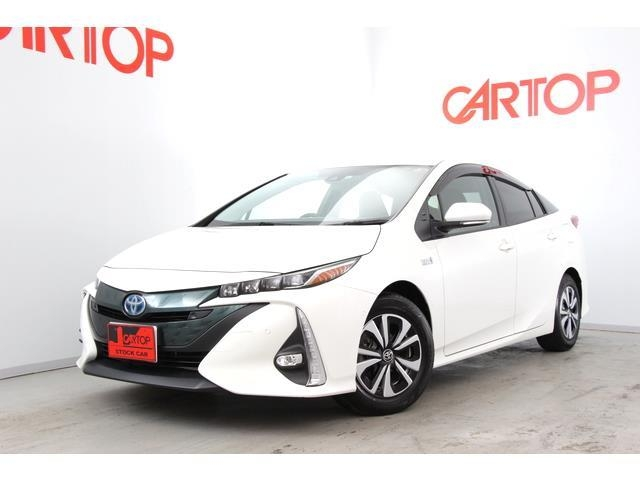 Import and buy TOYOTA PRIUS PHV 2018 from Japan to Nairobi, Kenya