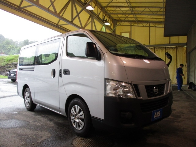 Import and buy NISSAN CARAVAN VAN 2016 from Japan to Nairobi, Kenya