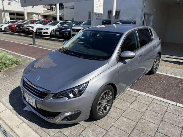 Import and buy PEUGEOT 308 2015 from Japan to Nairobi, Kenya