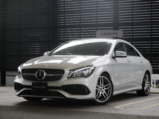 Import and buy MERCEDES BENZ CLA CLASS 2018 from Japan to Nairobi, Kenya