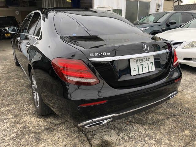Import and buy MERCEDES BENZ E CLASS 2016 from Japan to Nairobi, Kenya