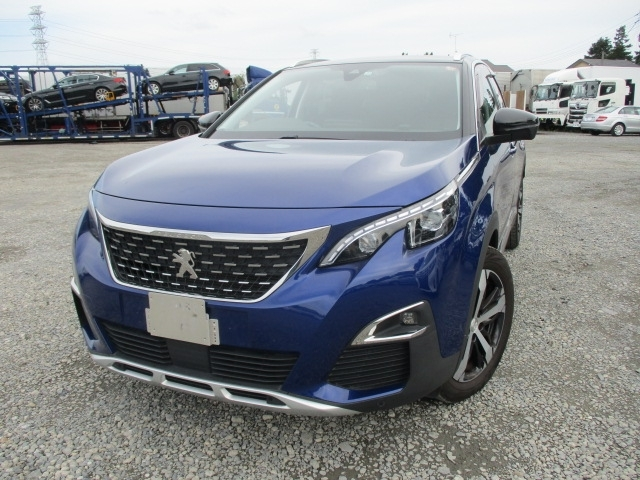 Import and buy PEUGEOT 3008 2017 from Japan to Nairobi, Kenya