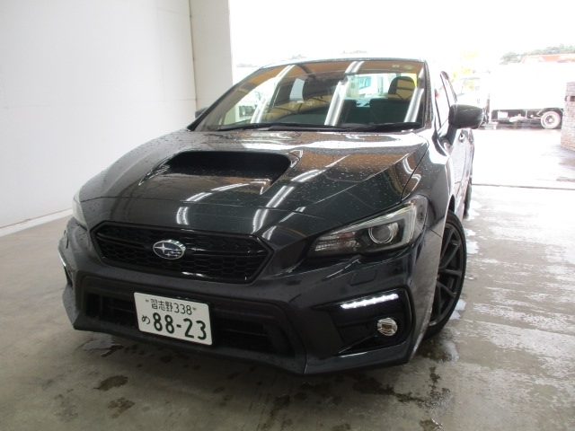 Import and buy SUBARU WRX 2018 from Japan to Nairobi, Kenya