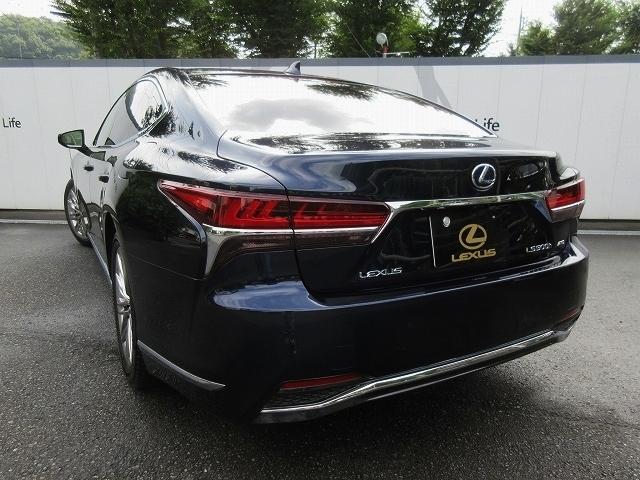 Import and buy LEXUS LS 2018 from Japan to Nairobi, Kenya