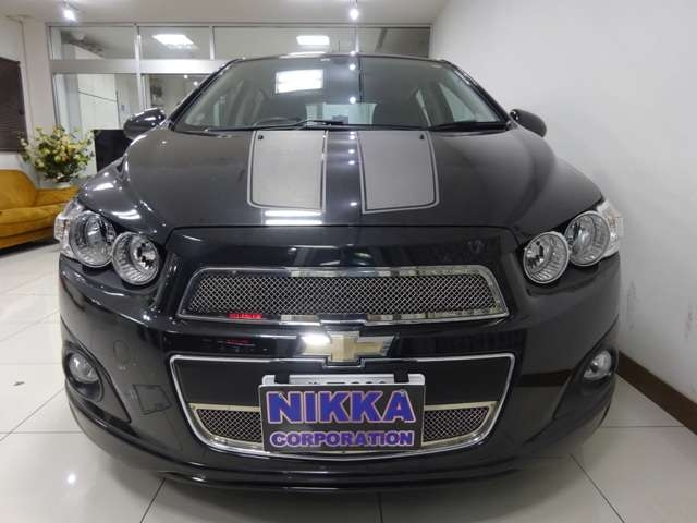 Import and buy GM CHEVROLET SONIC 2014 from Japan to Nairobi, Kenya