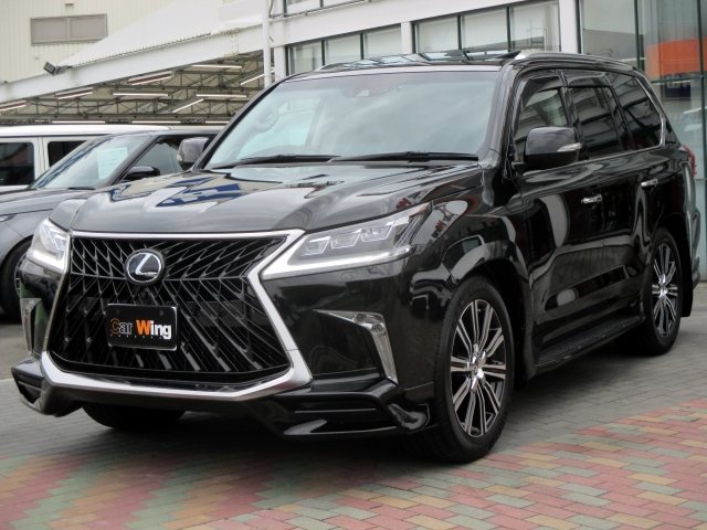 Import and buy LEXUS LX 2017 from Japan to Nairobi, Kenya