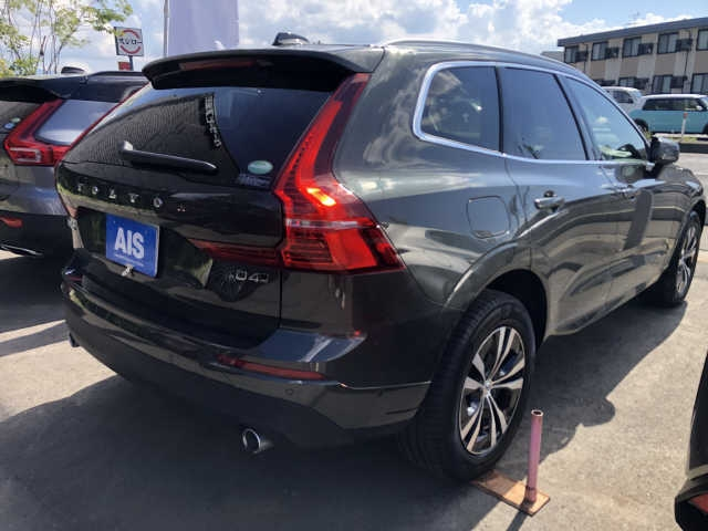 Import and buy VOLVO XC60 2019 from Japan to Nairobi, Kenya