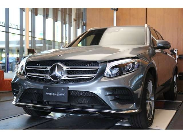 Import and buy MERCEDES BENZ GLC CLASS 2019 from Japan to Nairobi, Kenya