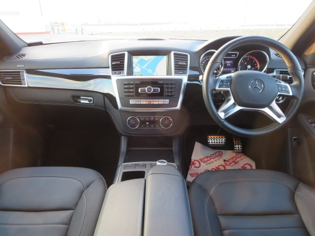 Import and buy MERCEDES BENZ ML CLASS 2015 from Japan to Nairobi, Kenya