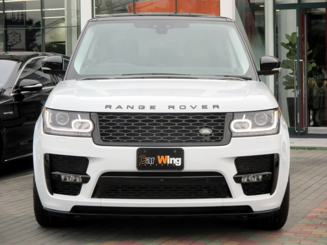 Import and buy ROVER RANGE ROVER 2018 from Japan to Nairobi, Kenya