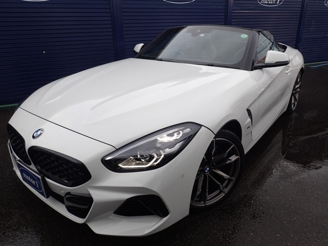 Import and buy BMW Z4 2019 from Japan to Nairobi, Kenya