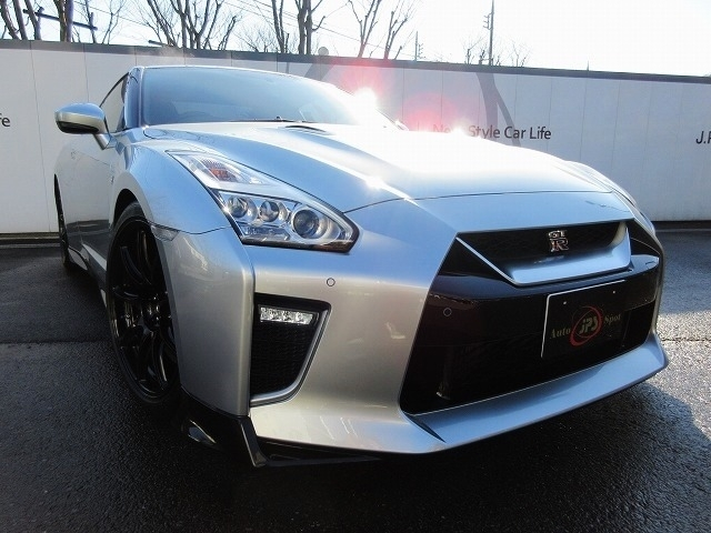 Import and buy NISSAN GT-R 2020 from Japan to Nairobi, Kenya