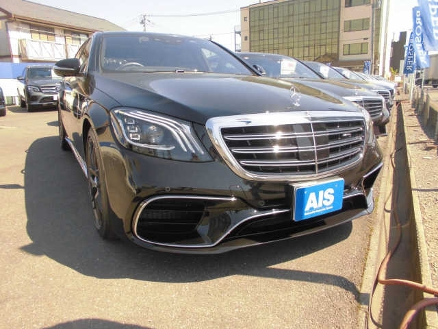 Import and buy MERCEDES BENZ AMG 2018 from Japan to Nairobi, Kenya