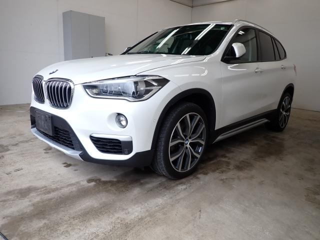 Import and buy BMW X1 2018 from Japan to Nairobi, Kenya