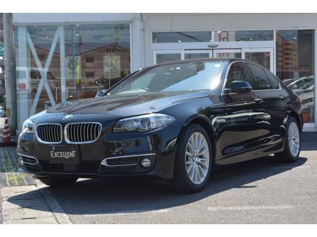 Import and buy BMW 5 SERIES 2016 from Japan to Nairobi, Kenya
