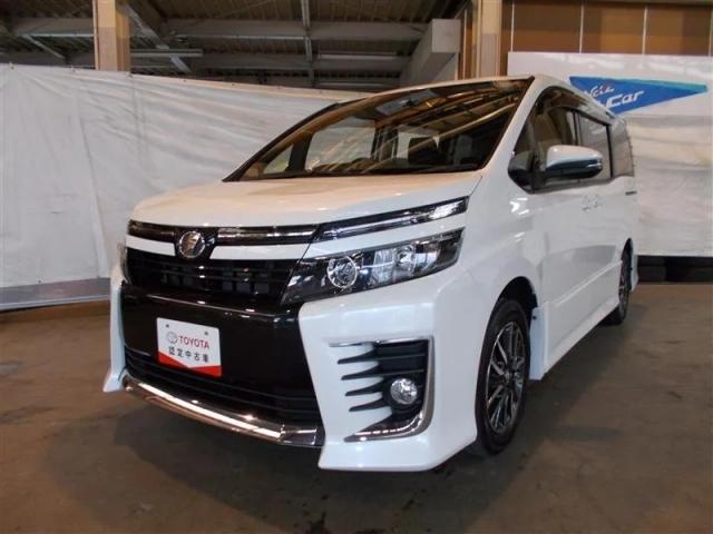 Import and buy TOYOTA VOXY 2015 from Japan to Nairobi, Kenya