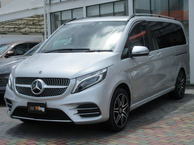 Import and buy MERCEDES BENZ V CLASS 2020 from Japan to Nairobi, Kenya