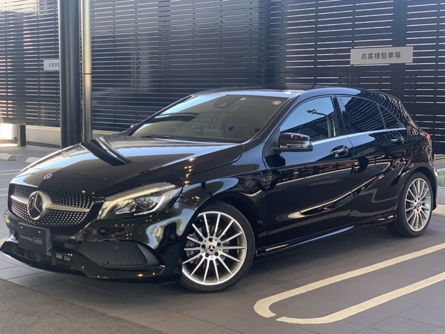 Import and buy MERCEDES BENZ A CLASS 2018 from Japan to Nairobi, Kenya