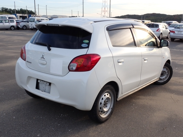 Import and buy MITSUBISHI MIRAGE 2014 from Japan to Nairobi, Kenya