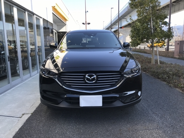 Import and buy MAZDA CX-8 2018 from Japan to Nairobi, Kenya