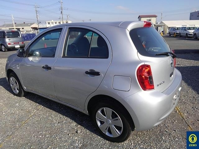 Import and buy NISSAN MARCH 2016 from Japan to Nairobi, Kenya