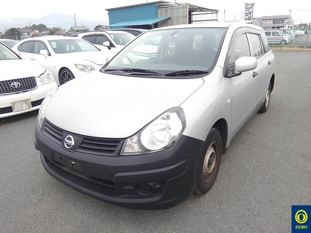 Import and buy NISSAN AD 2014 from Japan to Nairobi, Kenya