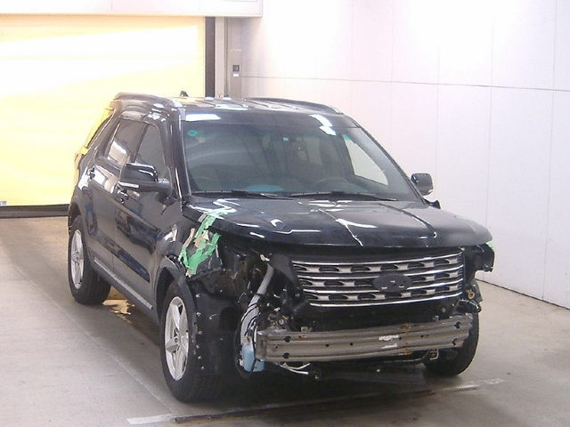 Import and buy FORD EXPLORER 2015 from Japan to Nairobi, Kenya
