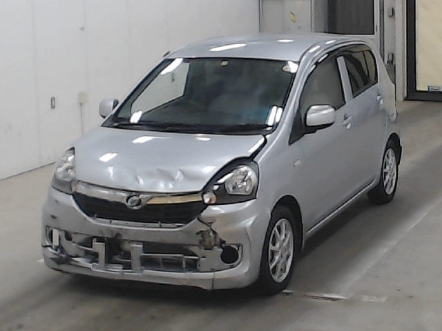 Import and buy DAIHATSU MIRA E S 2014 from Japan to Nairobi, Kenya
