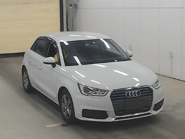 Import and buy AUDI A1 2018 from Japan to Nairobi, Kenya
