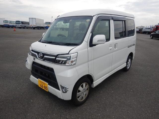 Import and buy DAIHATSU ATRAI WAGON 2020 from Japan to Nairobi, Kenya