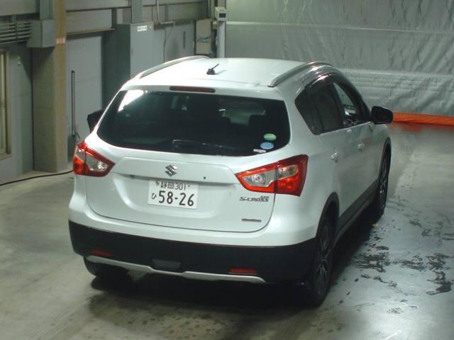 Import and buy SUZUKI SX-4 2015 from Japan to Nairobi, Kenya