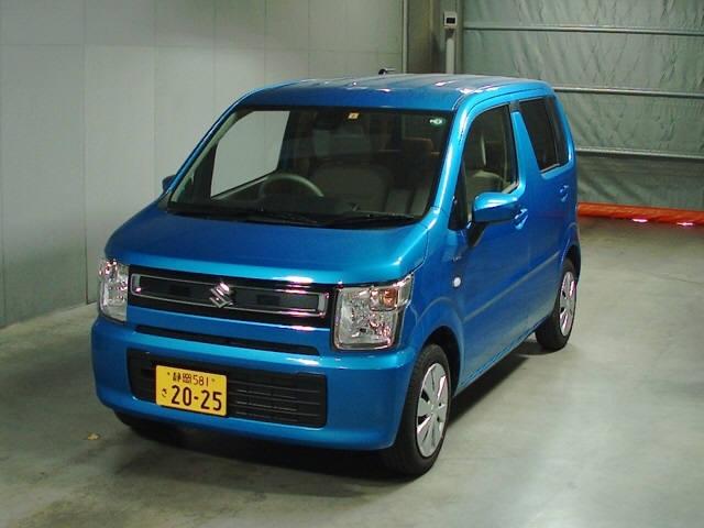 Import and buy SUZUKI WAGON R 2020 from Japan to Nairobi, Kenya