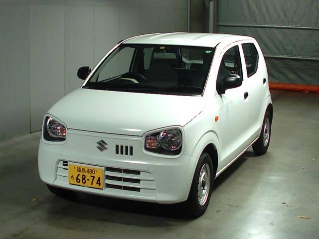 Import and buy SUZUKI ALTO VAN 2020 from Japan to Nairobi, Kenya