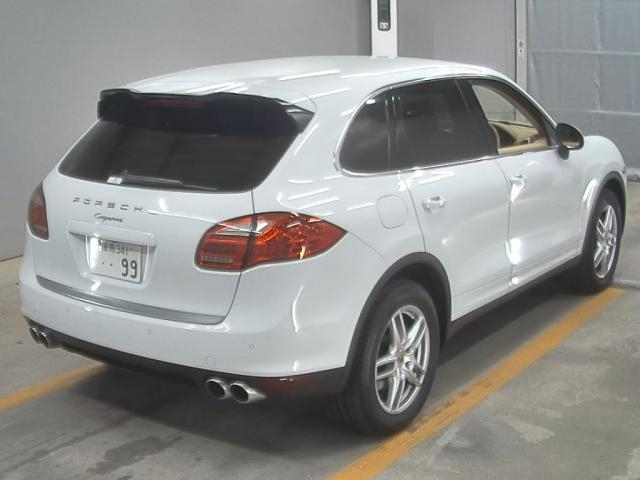 Import and buy PORSCHE CAYENNE 2014 from Japan to Nairobi, Kenya
